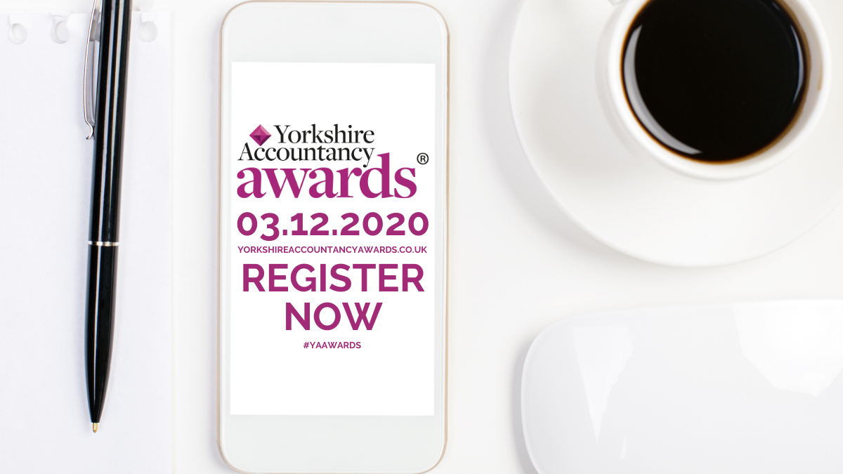 Yorkshire Accountancy Awards 2020 moves online