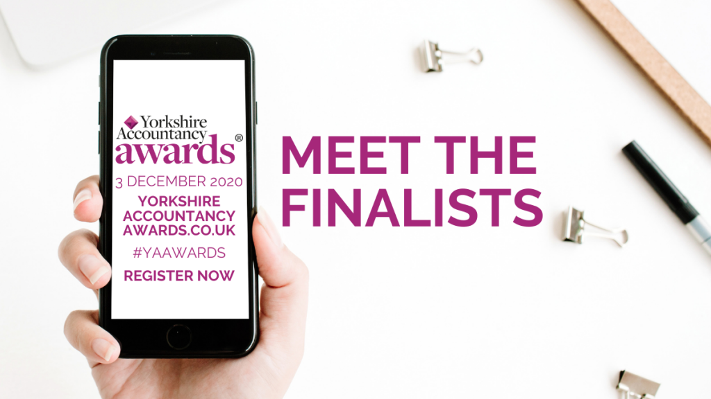 Yorkshire Accountancy Awards 2020 - Meet the finalists