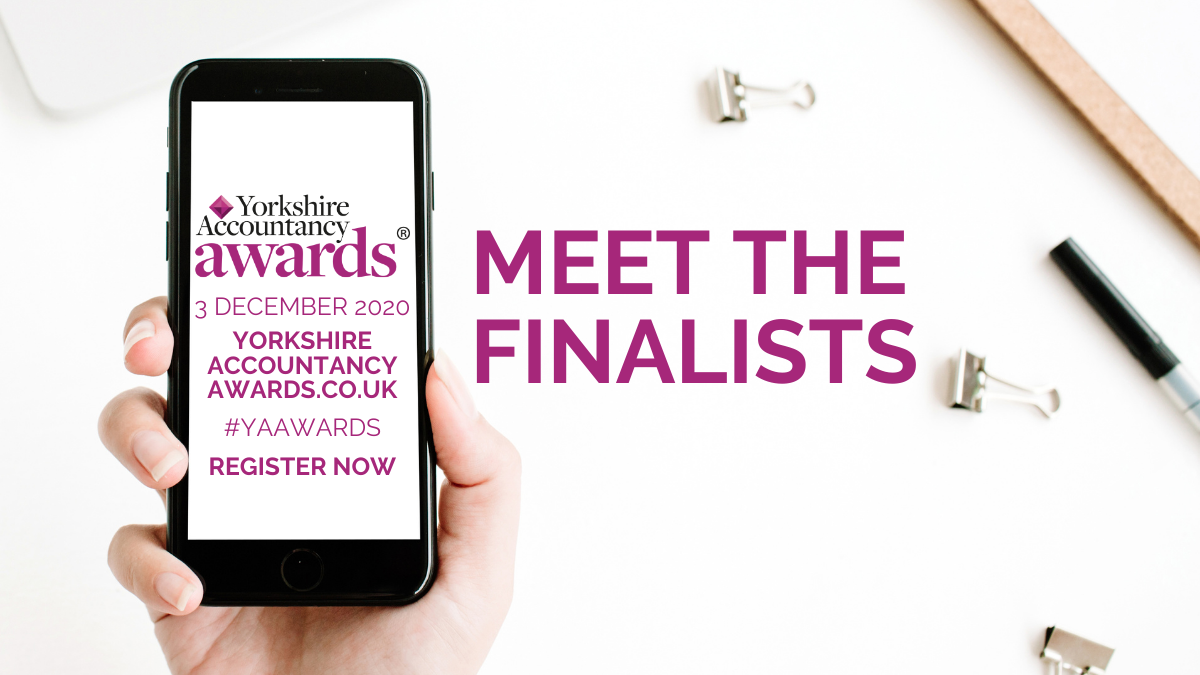 Meet the finalists of the Yorkshire Accountancy Awards 2020